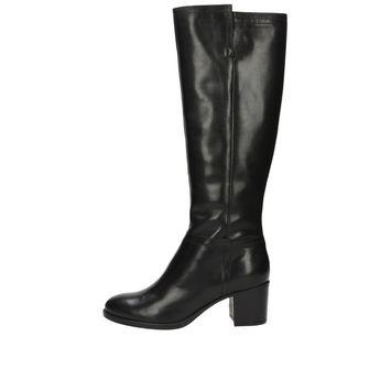 Paola Ferri dámske čižmy - čierne