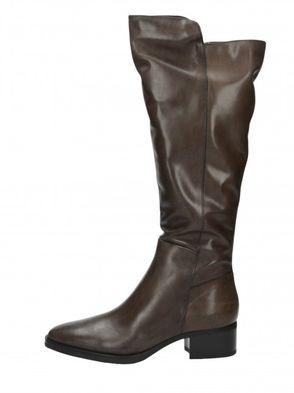 Paola Ferri dámske čižmy - hnedé
