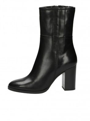 Paola Ferri dámske nízke čižmy - čierne