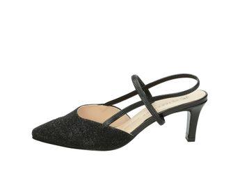 Peter Kaiser dámske sandále - čierne