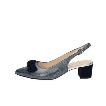 Peter Kaiser dámske sandále s mašličkou - modré