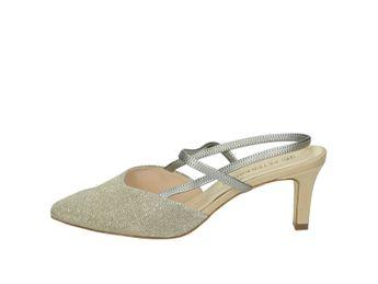 Peter Kaiser dámske sandále - strieborné