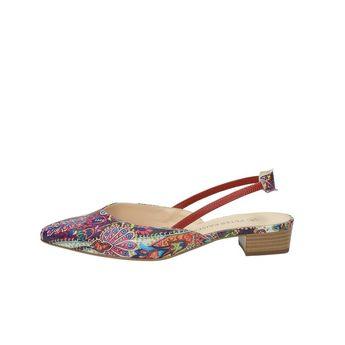 Peter Kaiser dámske vzorované sandále - pestrofarebné