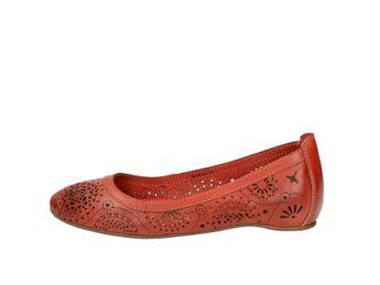 Pikolinos dámske balerínky - červené