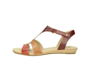 Pikolinos dámske komfortné sandále - multicolor
