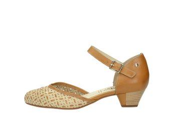Pikolinos dámske kožené sandále - béžové