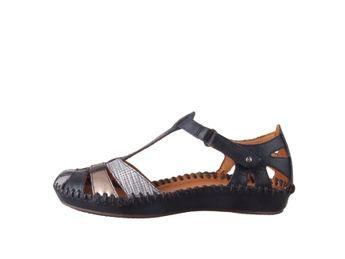 Pikolinos dámske modré sandále