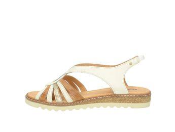 Pikolinos dámske sandále - bielohnedé