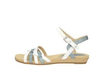 Pikolinos dámske sandále - bielomodré