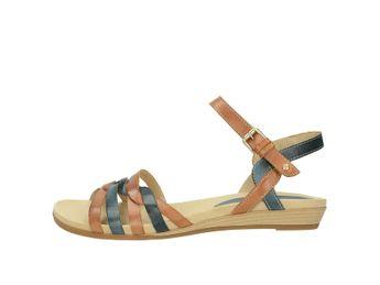 Pikolinos dámske sandále - hnedomodré