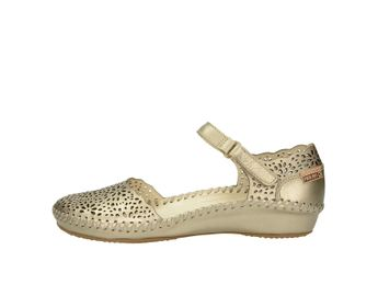 Pikolinos dámske sandále - zlaté