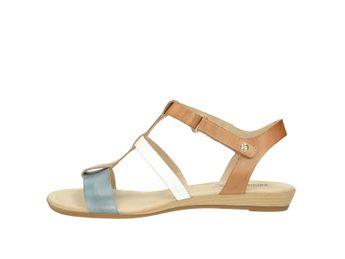 Pikolinos dámske štýlové sandále - multicolor