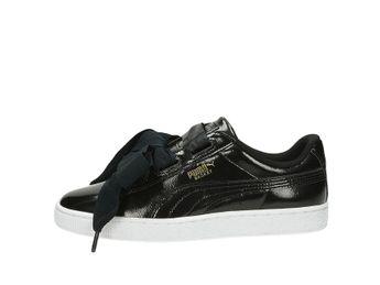 Puma dámske štýlové tenisky - čierne