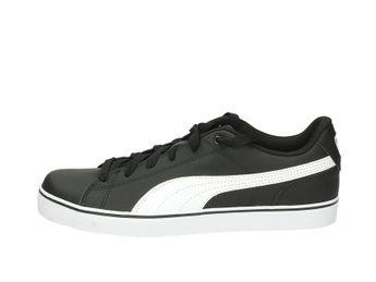 Puma pánske pohodlné tenisky - čierne