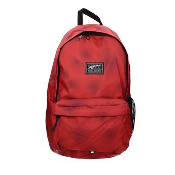Puma unisex praktický ruksak - červený