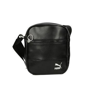 Puma unisex štýlová taška - čierna