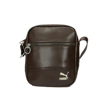 Puma unisex štýlová taška - hnedá