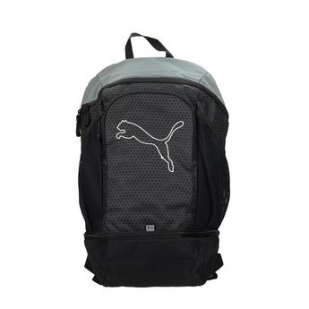 Puma unisex štýlový ruksak - čierny