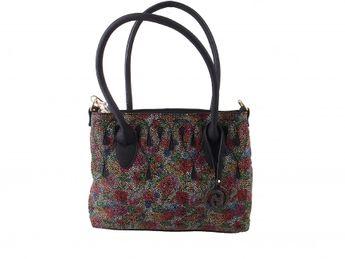 Remonte dámska viacfarebná vzorovaná kabelka