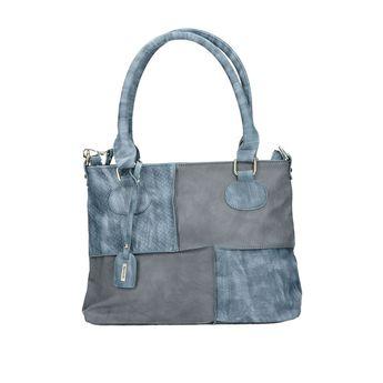 Remonte dámska kabelka - modrá