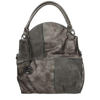 Remonte dámska štýlová kabelka - šedá