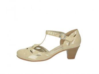 Remonte dámske sandále - béžové