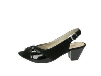 Remonte dámske čierne sandále