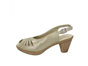 Remonte dámske béžové sandále