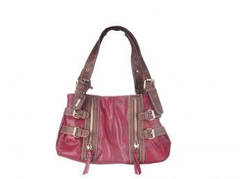 Rieker dámska červená kabelka