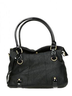 Rieker dámska kabelka - čierna