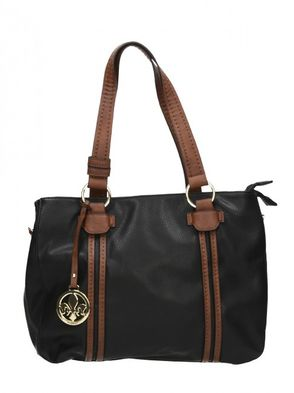 Rieker dámska kabelka čierna