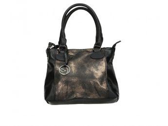 Remonte dámska kabelka - čierna