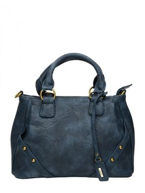 Rieker dámska kabelka- modrá