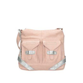 Rieker dámska kabelka - ružová