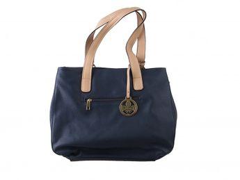 Rieker dámska každodenná kabelka - modrá