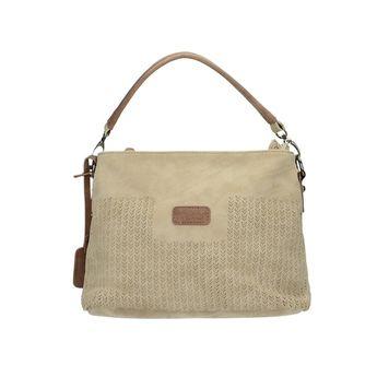 Rieker dámska štýlová kabelka - béžová