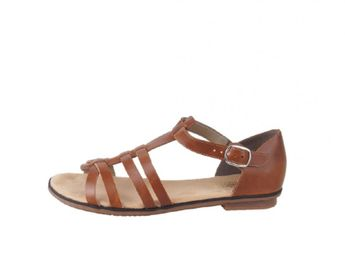 Rieker dámske hnedé sandále
