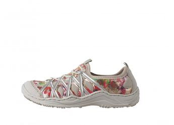 Rieker dámska trekingová obuv - multicolorová