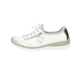 Rieker dámske tenisky - biele