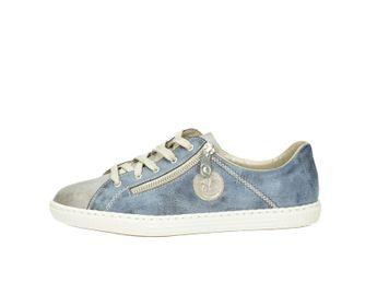 Rieker dámske tenisky - modré