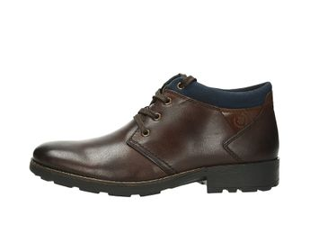 Rieker pánska pohodlná členková obuv - hnedá