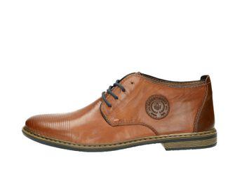 Rieker pánske topánky - hnedé
