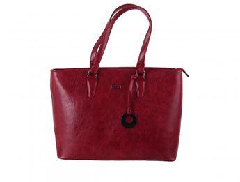 Robel dámska červená každodenná kabelka