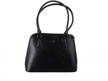 Robel dámska čierna elegantná kabelka