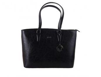 Robel dámska čierna každodenná kabelka