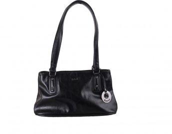 Robel dámska čierna malá elegantná kabelka