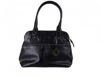 Robel dámska čierna praktická kabelka