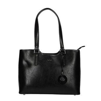 Robel dámska klasická kabelka - čierna