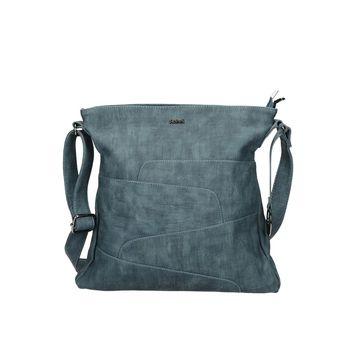 Robel dámska objemná kabelka - modrá