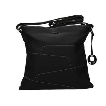 Robel dámska praktická kabelka - čierna